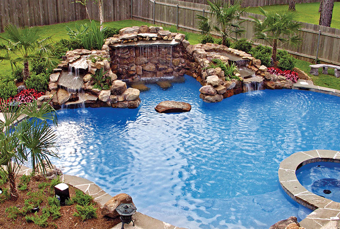 Fantastic News   Your Search For An Experienced And Reliable Pool Service  Company Is Over!